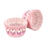 Cupcake Cases pink