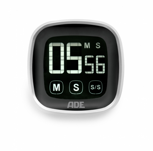 TD 1302-black, digital kitchen timer