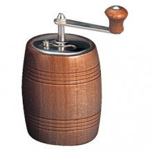 Peppermill Barrel 10 cm Valnut