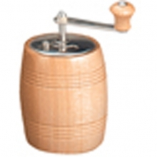 Peppermill Barrel 10 cm Beechwood