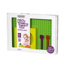 Kids gift box yellow