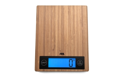 Ramona Bamboo, digital kitchen scale, Max 5kg